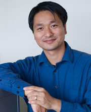 Changquan Calvin Sun, Associate Professor & Director of Graduate Studies Sun